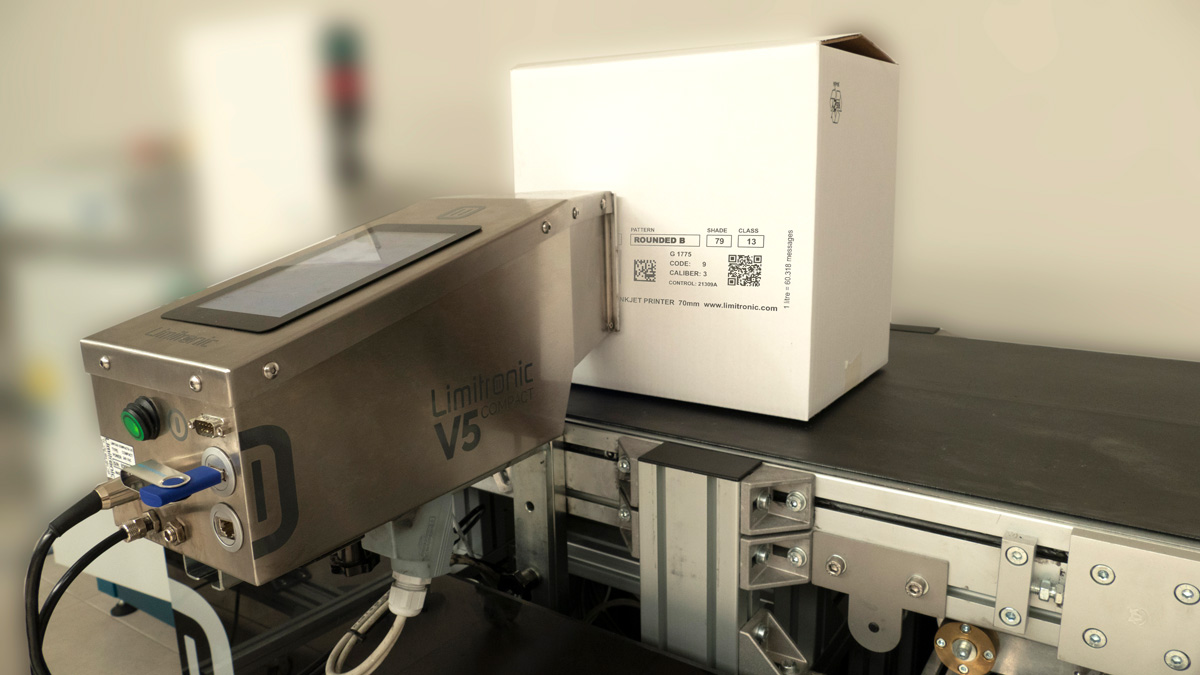 Impresora digital V5 Compact